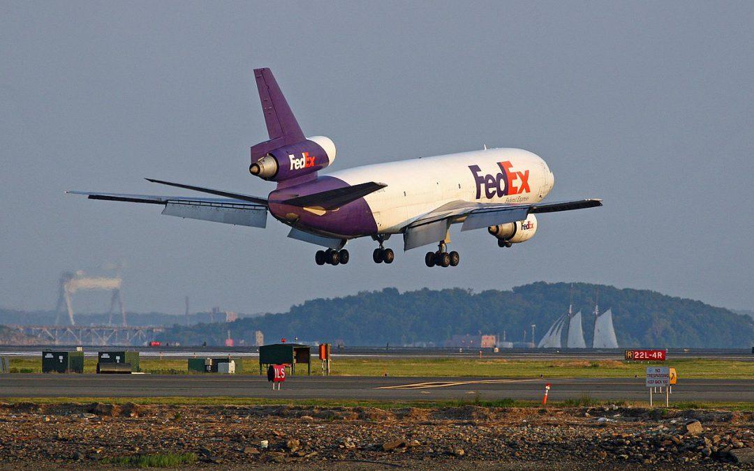 De dag dat je FedEx als klant krijgt