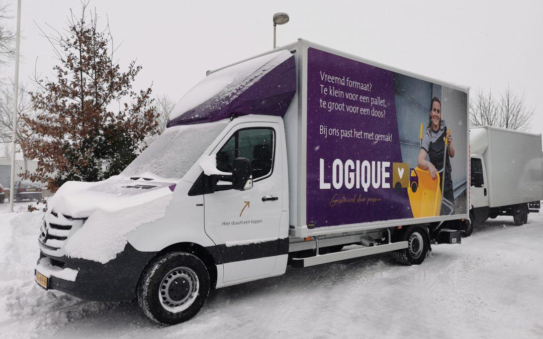 Sneeuwpret zorgt voor aanpassingen in de dienstverlening